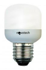 Лампа компактная люминесцентная E27 9Вт 4100K 321031