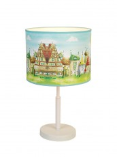 Настольная лампа декоративная 1018/1L Happy town