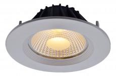 Встраиваемый светильник Uovo A2405PL-1WH