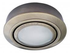 Комплект из 3 встраиваемых светильников Topic A2123PL-3AB