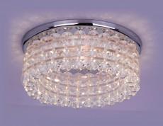 Встраиваемый светильник Brilliant A7220PL-1CC