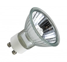 Лампа галогеновая GU10 220В 50Вт 2900K 456008