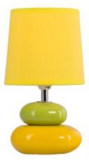 Настольная лампа декоративная 33764E Yellow