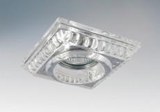 Встраиваемый светильник Proto Cr Qua  006620