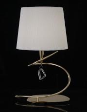 Настольная лампа декоративная Mara 1630