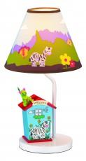 Настольная лампа декоративная 806 SL806.504.01
