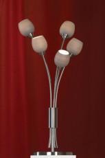 Настольная лампа декоративная Spilimbergo LSA-3074-05