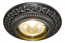 Встраиваемый светильник Occhio A5280PL-1SB