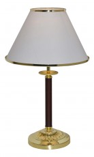 Настольная лампа декоративная Catrin A3545LT-1GO