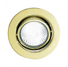 Комплект из 3 встраиваемых светильников Einbauspot 87378