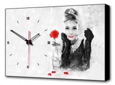 Настенные часы (60х37 см) BT BL-1007