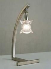 Настольная лампа декоративная Rosa del desierto 0464