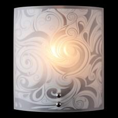 Накладной светильник 3765/1 хром