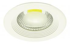 Встраиваемый светильник Uovo A6406PL-1WH