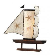 Настольная лампа декоративная Boat 2819