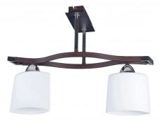 Светильник на штанге 3831A/2CR+WENGUE MK