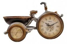 Настольные часы (35.5х21.5 см) Велосипед ОМТ 1334