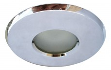 Комплект из 3 встраиваемых светильников Aqua A5440PL-3CC