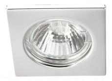 Комплект из 3 встраиваемых светильников Quadratisch A2210PL-3CC