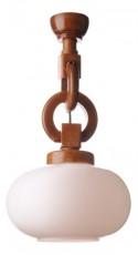 Подвесной светильник Zaklad Stolarski 25 сосна