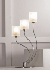 Настольная лампа декоративная Lugano LSF-0214-03