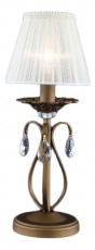 Настольная лампа декоративная Марлен CL411811