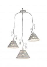 Подвесной светильник 1001/3S Silver