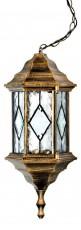 Подвесной светильник Витраж с ромбом 11347