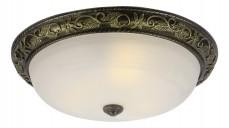 Накладной светильник Torta A7163PL-3AB