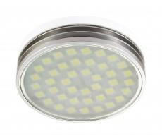 Лампа светодиодная GX53 220В 8Вт 4100K 357120