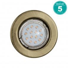 Комплект из 3 встраиваемых светильников Igoa 93231