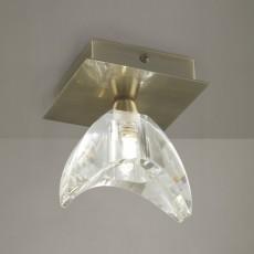 Накладной светильник Eclipse Antique Brass 1477