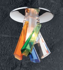 Встраиваемый светильник Crystals I 369223