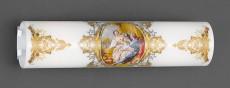 Накладной светильник  420 WB.420-2.dec5