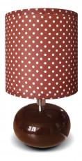 Настольная лампа декоративная Келли 1 607030301