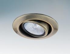 Встраиваемый светильник Teso 011081