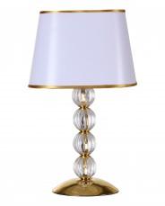 Настольная лампа декоративная White Hall A4021LT-1GO