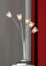 Настольная лампа декоративная Udine LSA-1004-05