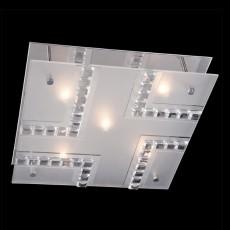 Накладной светильник 7288/5 хром
