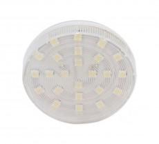 Лампа светодиодная GX53 230В 5Вт 6400K LB-153 25424