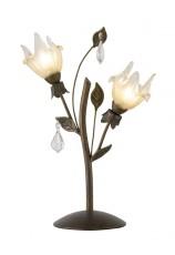 Настольная лампа декоративная Kalmia 1367/2T