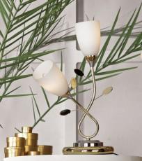 Настольная лампа декоративная Arcole LSA-7204-02