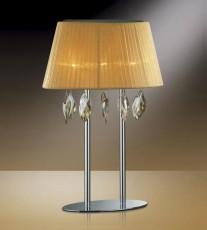 Настольная лампа декоративная Garda 2009/3T