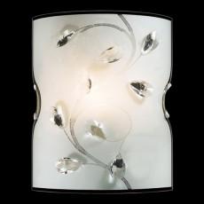 Накладной светильник 7100/1 хром