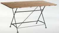 Стол прямоугольный (150х80х76)